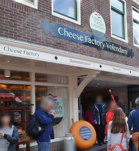 Cheese Factory Volendum Holland 1