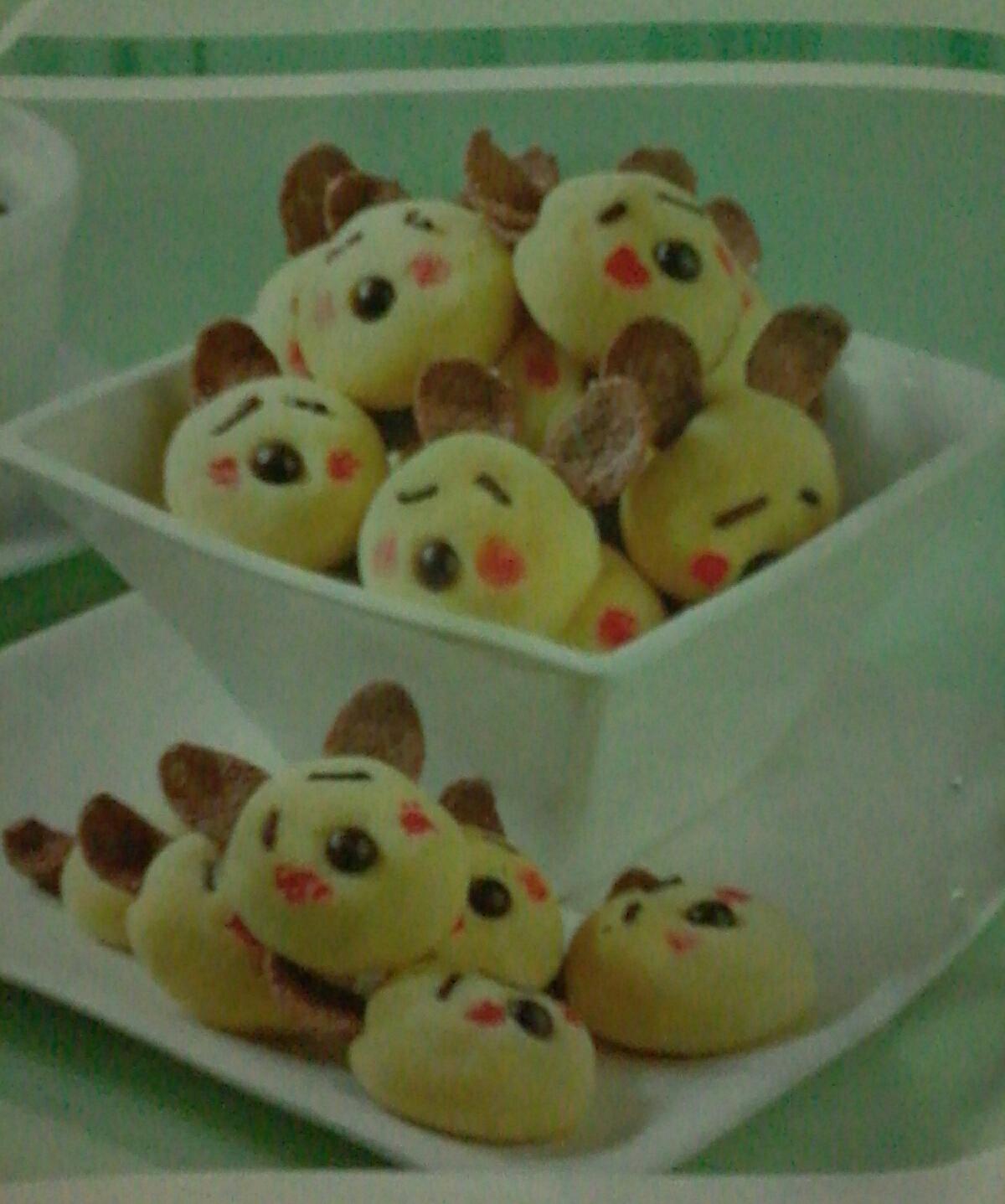 Resep Kue Cake Enak Kukis Kelinci