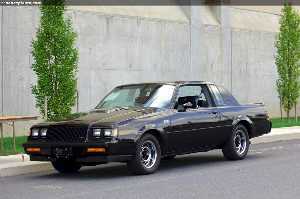 FAB WHEELS DIGEST (F.W.D.): Buick Regal Grand National ...