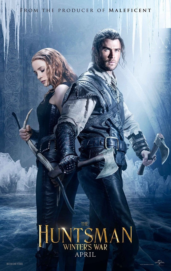 The Huntsman: Winter's War [2016]