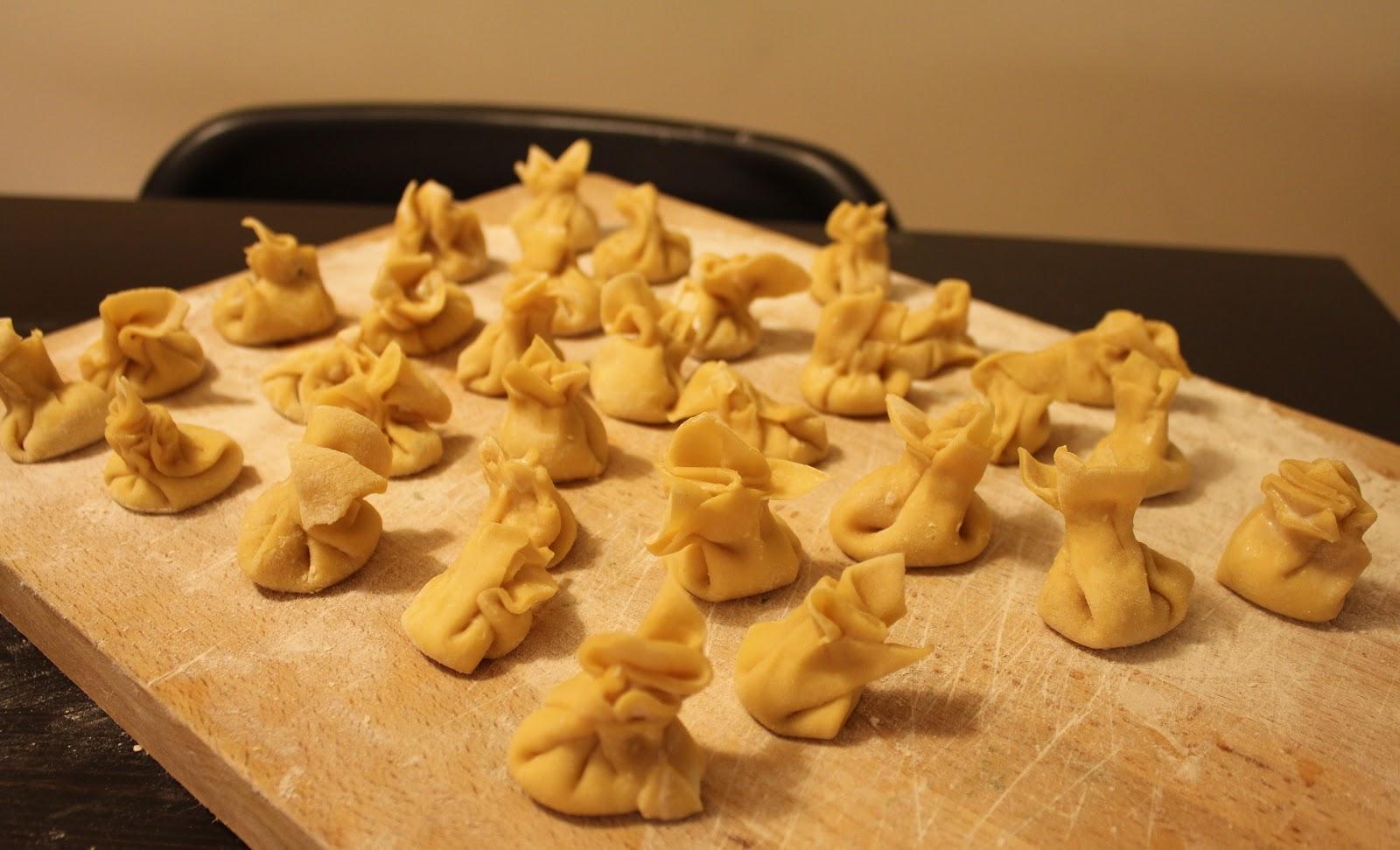 The Savory Lab Fagottini Di Formaggio Cheese Bundles