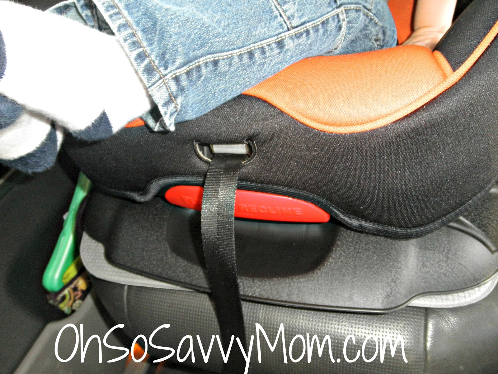 How To Loosen Safety St Car Seat Front Facing