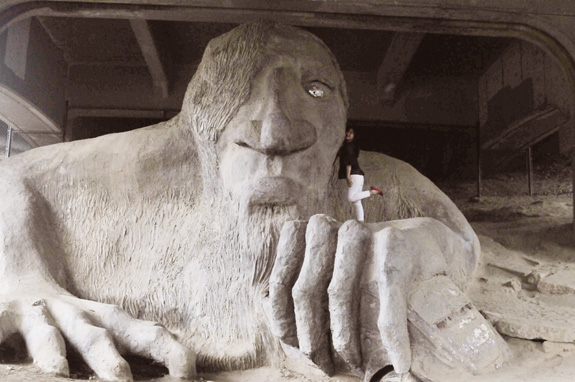 Things to do in Seattle - Fremont Troll