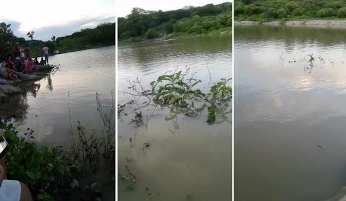 Homem desaparece em açude na zona rural de Assunção do Piauí
