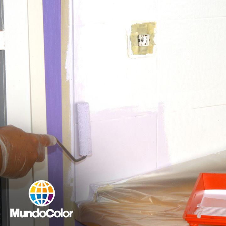 Mundocolor bruguer pintar con azulejos - Pintar los azulejos ...