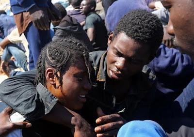 nigerian libya returnees hellish ordeal