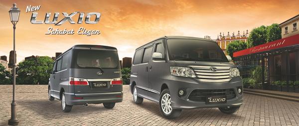 Spesifikasi Harga Daihatsu Luxio Bandung