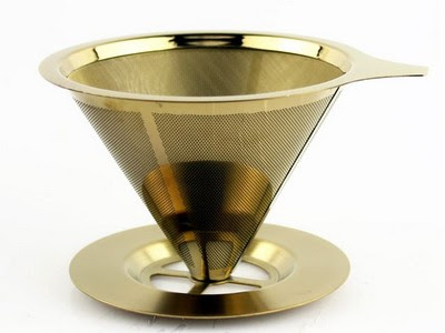 Brass single coffee cup review