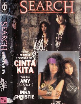Lirik Lagu Jangan Pisahkan - Amy Feat Inka Christie