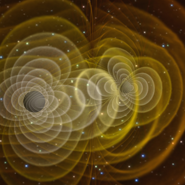 Gravitational waves leave a detectable mark, physicists say