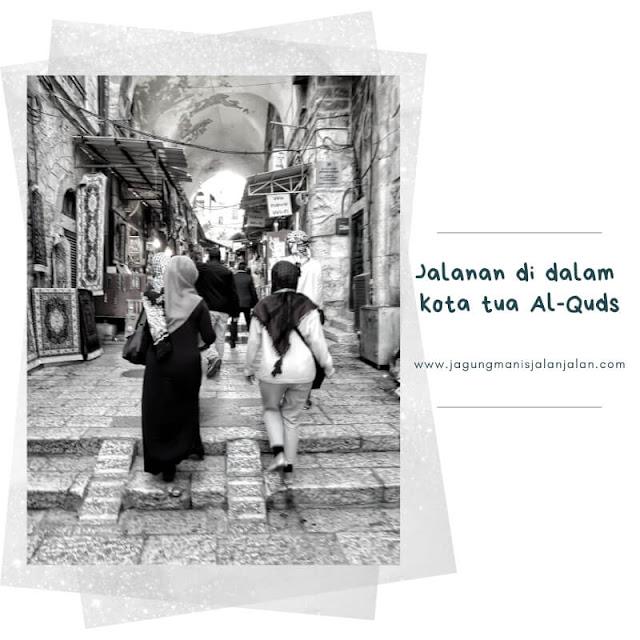 kota tua al-quds