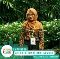 Ika Suciwati Tampil di ASEAN International Summit 2017