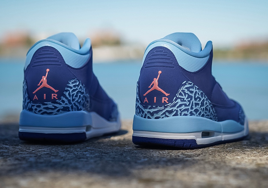 """dc5138211e60e6 The Air Jordan 3 """"Dark Purple Dust"""" is set to release on October 29th on  Nike.com and select retailers worldwide  Check the detailed images after  the jump."""