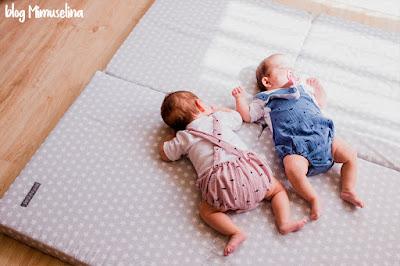 cómo crear hábitos de sueño y rutinas para dormir en bebés y recién nacidos consejos blog mimuselina colchoneta suelo bebé y ranitas para bebés
