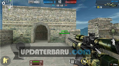 The KillBox Apk Game Terbaru seperti Point blank android