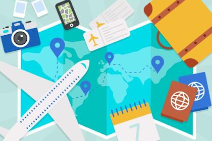 10 Aplikasi Travel Terbaik di Android yang Terlengkap dan Terpopuler