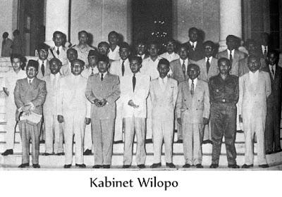 Permalink ke Terbentuknya Kabinet Wilopo, Program Kerja dan Penyebab Jatuhnya Kabinet