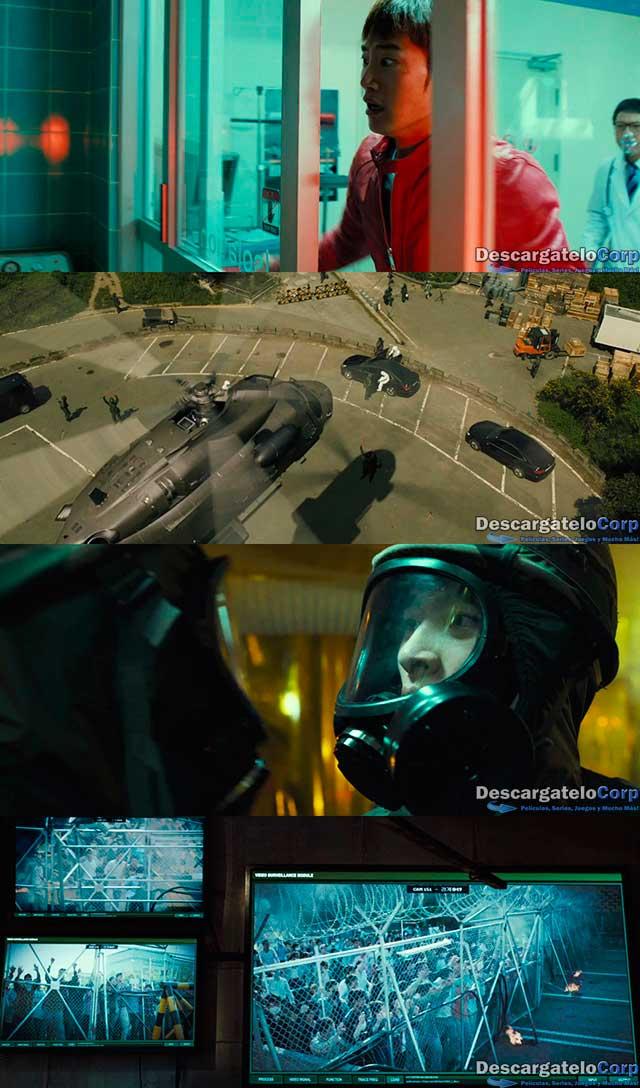 Virus (2013) HD 720p Latino