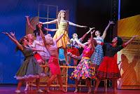 danza, teatro, evento, storia
