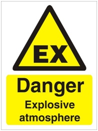 Working safely in an explosive atmosphere