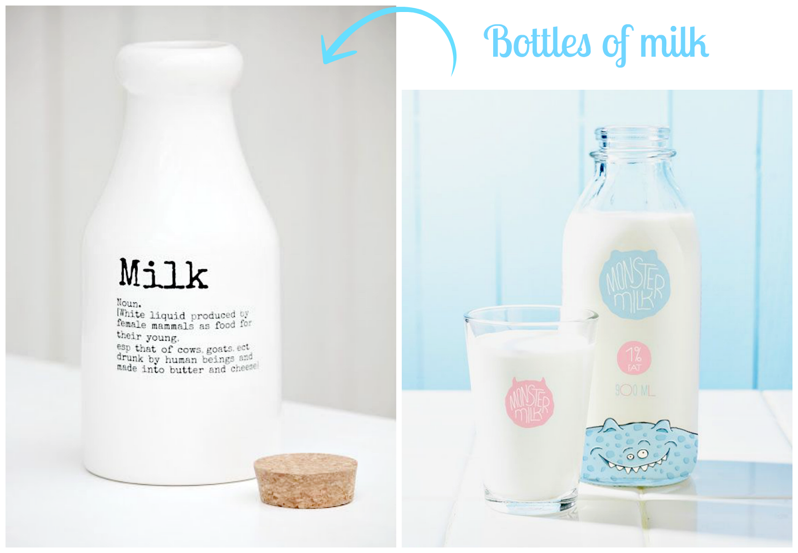butelki do mleka
