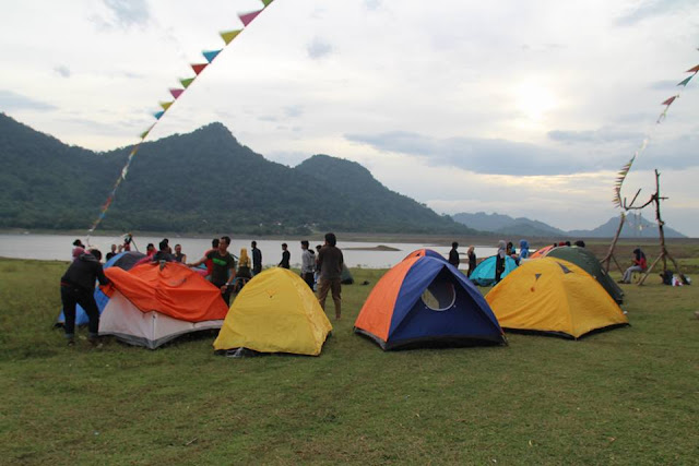 Camping Ground Parang Gombong