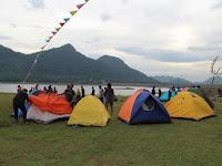 Camping Ground Parang Gombong atau Waduk Jatiluhur