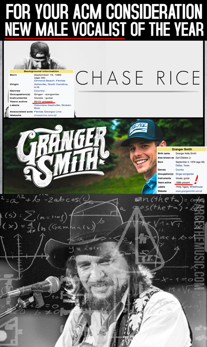 Farce The Music Chase Rice