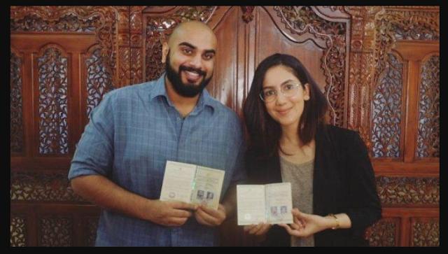 Pernikahan Youtubers Suhay Salim Di KUA Langsung Disorot Netizen