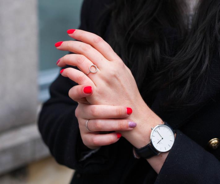 Diamanti Per Tutti rings