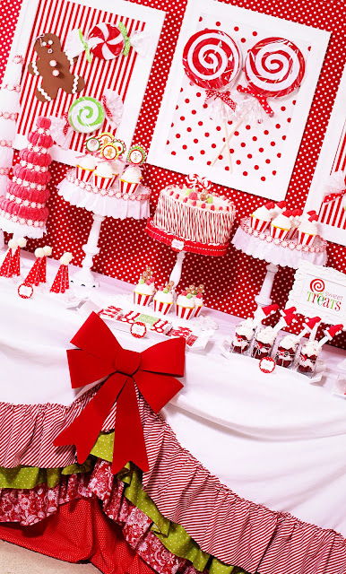 How to make these adorable Santa's Hat Pops !! So cute and easy !!