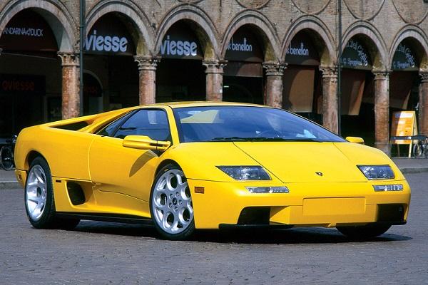 Ficha Técnica Lamborghini Diablo VT 6.0 (2000)