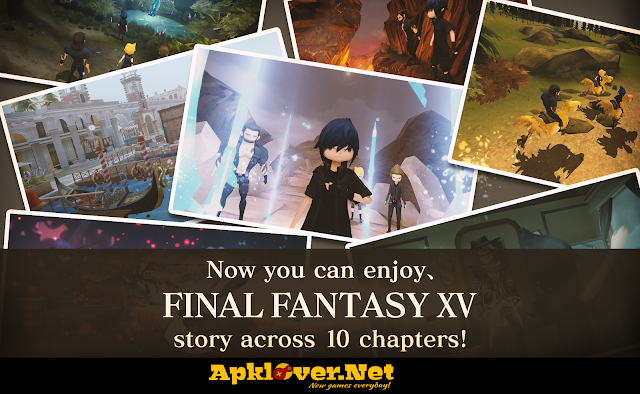 FINAL FANTASY XV POCKET EDITION APK MOD money