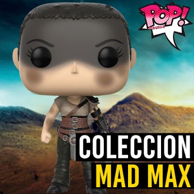 Lista de figuras funko pop de Funko POP Mad Max