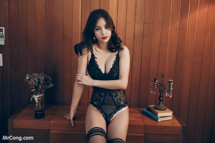 Image Korean-Model-Kwon-Soo-Jung-MrCong.com-014 in post Người đẹp Kwon Soo Jung trong bộ ảnh nội y tháng 10/2017 (195 ảnh)
