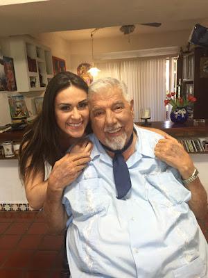 Nadja Haddad entrevista Rubén Aguirre, o Professor Girafales