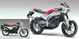 Kawasaki AR125 Reborn???