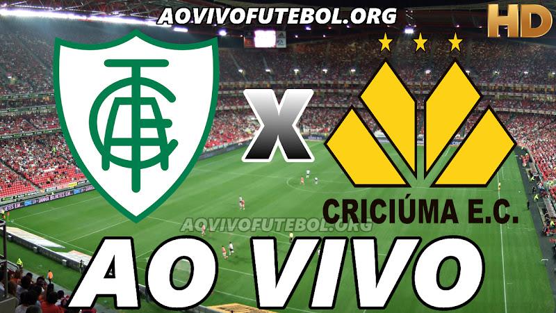 Assistir América Mineiro vs Criciúma Ao Vivo HD