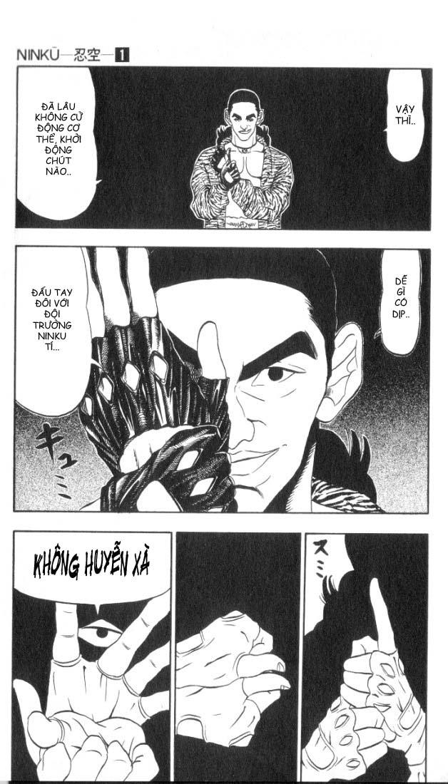NINKU vol 6 trang 9