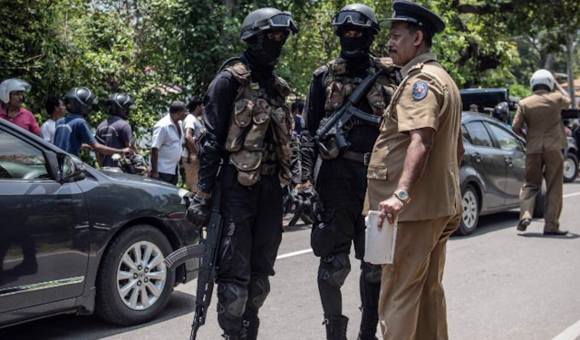 Sri Lanka imposes extended curfew after security forces found ISIS flags and explosives