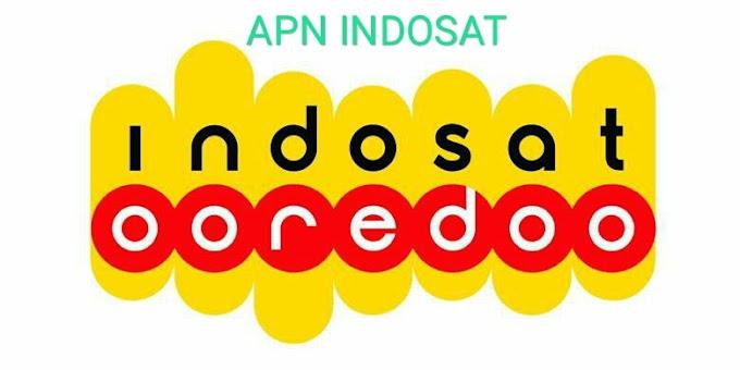APN alternatif untuk Indosat Agustus 2018