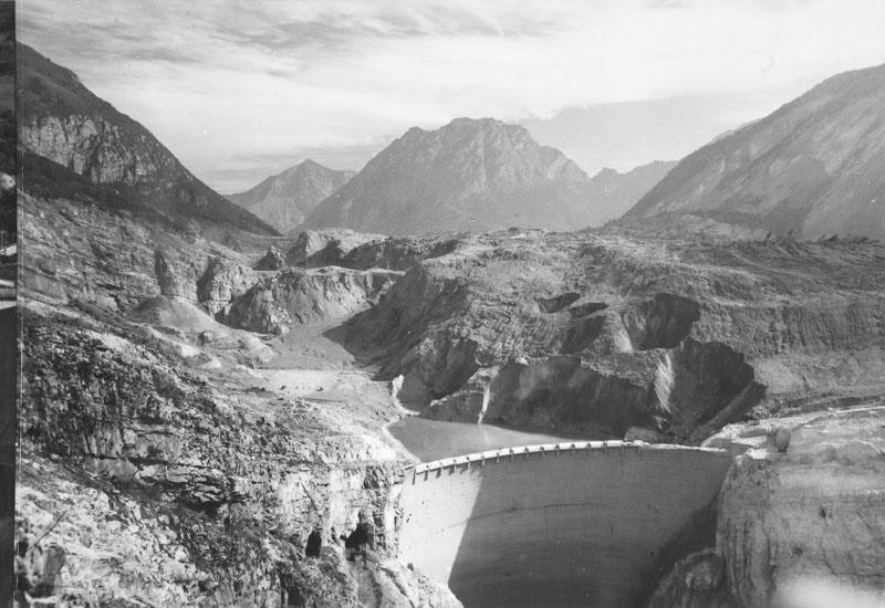 Vajont Dam Disaster
