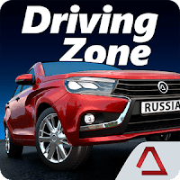 Driving Zone Russia Unlimited Money MOD APK