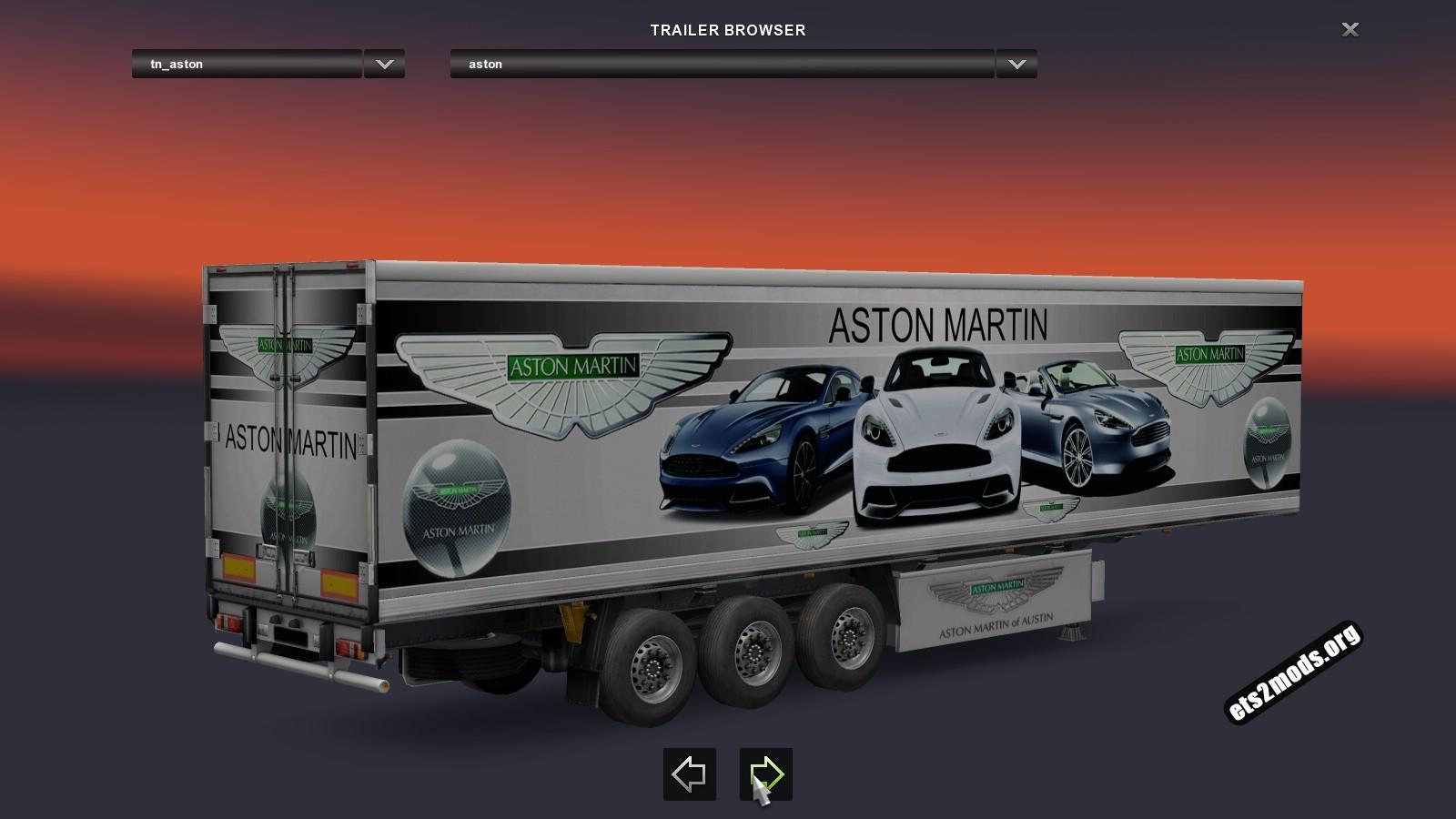 Pack Trailers Car Brands v 2