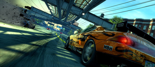 New Games: BURNOUT PARADISE REMASTERED (PS4, Xbox One)   The