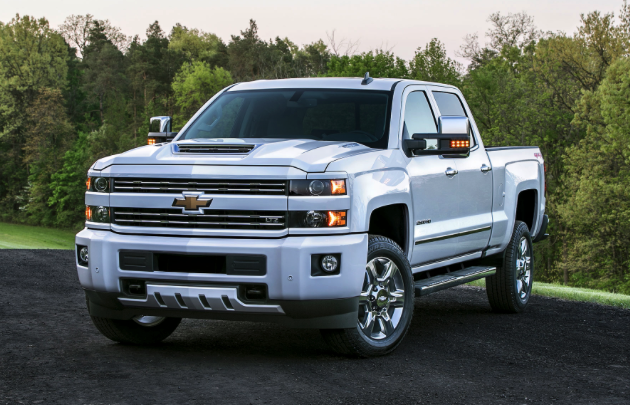 2018 Chevrolet Silverado 2500HD / 3500HD Review