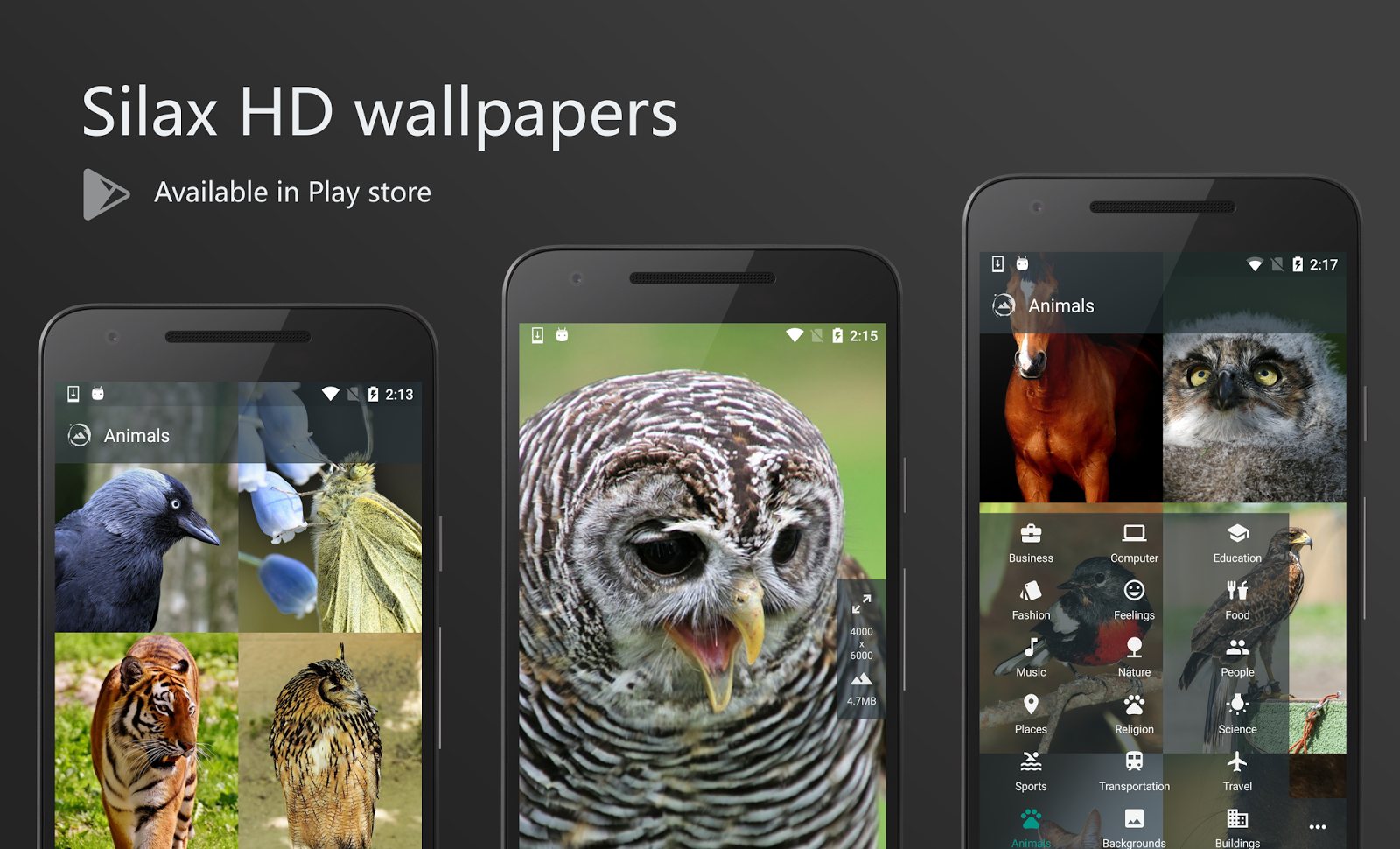App 4 1 Silax Hd Wallpapers App Full Hd 2k 4k Images