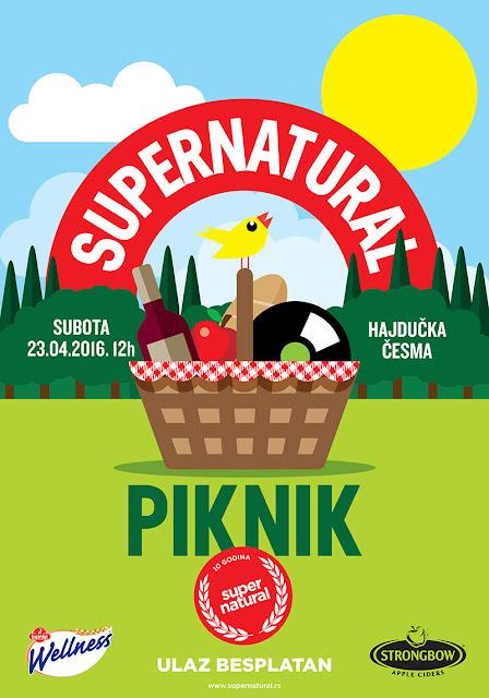 10. Supernatural