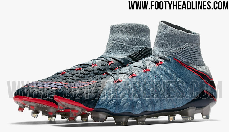 412a130a7 ... Nike Hypervenom Phantom 3 DF boot from the Light Armory Blue  collection. +1. 2 of 2. 1 of 2