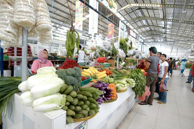 Tempat membeli sembako harga terjangkau di kota wisata